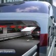 Bus del futuro passa sopra le auto