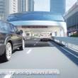 Bus del futuro passa sopra le auto5