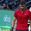 YOUTUBE Tennis, Dimitrov distrugge tre racchette in gara5
