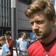 Eintracht, Marco Russ ha il cancro: shock in Germania_1