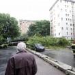Milano, violento nubifragio: Lambro esonda9
