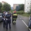 Milano, violento nubifragio: Lambro esonda2