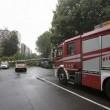 Milano, violento nubifragio: Lambro esonda13