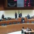 Sardegna Satta consigliere giura in 17 secondi. Aula vuota3