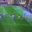 Luca Antonelli video gol rovesciata in Milan-Frosinone