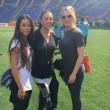 Calciomercato Roma, Claudia Nainggolan ed il tweet con...
