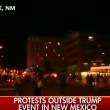 YOUTUBE Usa, Trump trionfa a Washington, scontri al comizio 2