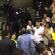 Treviso, ceffone in faccia a questore a partita basket FOTO5