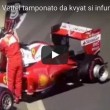 YouTube, Vettel: video incidente Gp Russia Formula 1_2