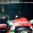 YouTube, Vettel: video incidente Gp Russia Formula 1_3
