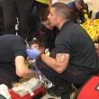 Fulmine colpisce parco Parigi, feriti 8 bambini2