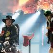 YOUTUBE Ac/Dc, debutto a Lisbona con Axl Rose cantante VIDEO