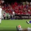 Al Ahly-Roma 4-3: video gol highlights e foto. Dzeko-Salah