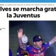 Calciomercato Juventus, Dani Alves bianconero per tre anni_3