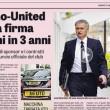 Calciomercato Manchester United, Mourinho: 59 mln in 3 anni