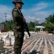 Colombia, sequestro record di cocaina: 8 tonnellate
