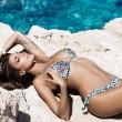 Cristina Buccino indossa il suo primo bikini e...FOTO 8