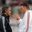 Josè Mourinho-Manchester Utd: Van Gaal addio con Fa Cup