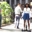 VIDEO YOUTUBE Dildo Hoverboard per rilassarsi in viaggio... 2
