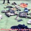 EgyptAir colpito da meteorite4