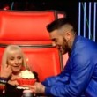 "The Voice, Emis Killa a Raffaella Carrà: ""Vuoi limonare?"" 3"