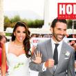 Eva Longoria sposa Jose Baston in Messico: terzo ma 2trimonio