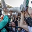 F1, Gp Russia: Rosberg è poker, 3° Raikkonen e Vettel ko