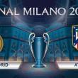 Real-Atletico in streaming, la finale di Champions League su SportMediaset