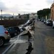 Firenze, voragine su Lungarno: 20 auto inghiottite FOTO4