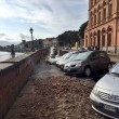 Firenze, voragine su Lungarno: 20 auto inghiottite FOTO10