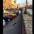 Firenze, voragine su Lungarno: 20 auto inghiottite FOTO9