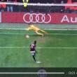 Mario Balotelli, video rigore sbagliato Milan-Frosinone