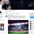 Zlatan Ibrahimovic, tweet addio al Psg. Ora Milan?
