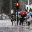 Maltempo: allerta meteo, piogge e temporali in arrivo