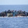 Mamma muore in mare: bimba 9 mesi sbarca sola a Lampedusa02