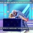 Massimo Ferrero bacia Barbara D'Urso in diretta e...VIDEO