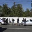 Maxi-rissa tra immigrati al cimitero Mosca3