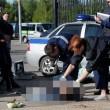 Maxi-rissa tra immigrati al cimitero Mosca2