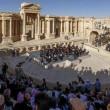 Palmira liberata Isis, concerto amici Putin tra rovine