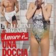 Federica Pellegrini - Filippo Magnini, doccia e mani...FOTO5
