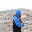 VIDEO Tenore canta O sole mio in Antartide ma i pinguini... 4