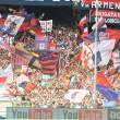 Sampdoria-Genoa 0-3 striscioni coreografie derby Lanterna_3