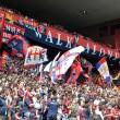 Sampdoria-Genoa 0-3 striscioni coreografie derby Lanterna_6