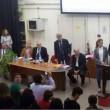 I ragazzi dell'Istituto Comprensivo Karol Wojtyla al premio di poesia Calamandre