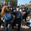 San Diego, scontri al comizio di Donald Trump: arresti FOTO05