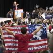 San Diego, scontri al comizio di Donald Trump: arresti FOTO13