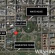 Spari a Washington vicino Casa Bianca: preso uomo armato04