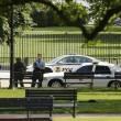 Spari a Washington vicino Casa Bianca: preso uomo armato05