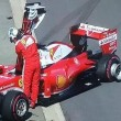 YouTube Vettel video incidente gp russia formula 1_2