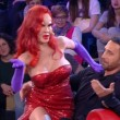 Virginia Raffaele - Jessica Rabbit ad Amici FOTO e VIDEO3